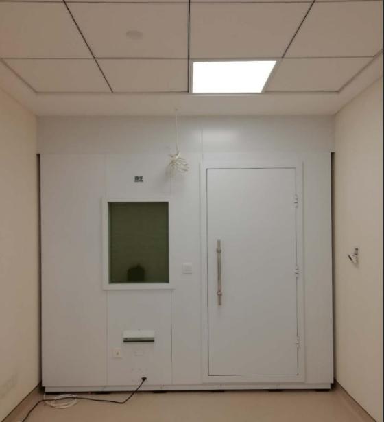 北京市通州区友谊医院ManBetx客户端室验收成功