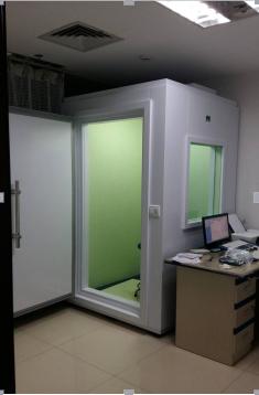 辽宁省本溪市中心医院ManBetx客户端室验收成功