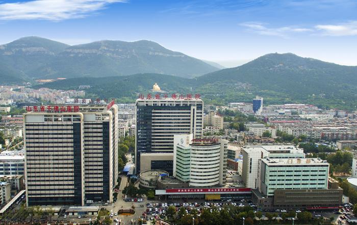 山东省济南市千佛山医院ManBetx客户端室验收成功